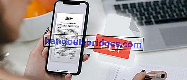 안드로이드 폰 및 아이폰에서 PDF 파일을 생성하는 3 가지 쉬운 방법, 응용 프로그램 없음!