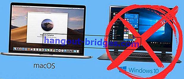 Façons simples de jongler avec Windows 10 pour devenir MacOS | Pas besoin d'acheter un Macbook!
