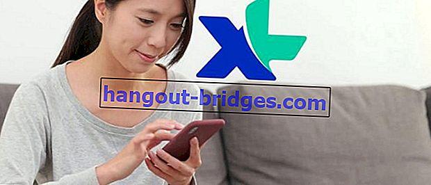 Le réglage le plus rapide de XL 4G APN 2020 sur Android et iPhone