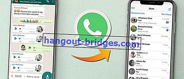 Cara Mengubah WhatsApp Android menjadi iPhone, Tidak Perlu Membeli!