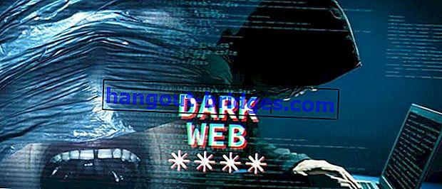 Apa itu Dark Web atau Deep Web? Inilah Cara Mengaksesnya dengan Selamat