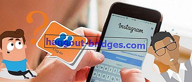 Instagram이 로그인 할 수없는 5 가지 원인과 그것을 극복하는 방법!