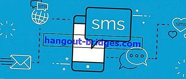 Cara menghantar SMS dalam talian percuma ke semua pengendali terkini pada tahun 2020