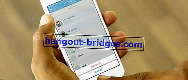 3 Cara Menghapus Kenalan di iPhone, Buat Hapus Bekas Nombor!
