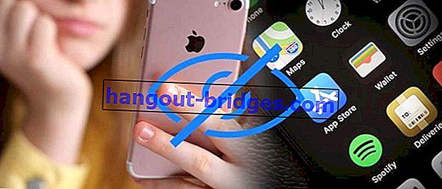Cara Menyembunyikan Aplikasi di iPhone, Tidak Perlu Memasang Aplikasi!