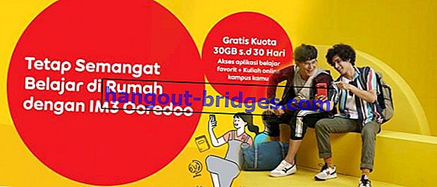 Indosat Education Quota를 Main Quota로 변환하는 방법, 정말 쉽습니다!