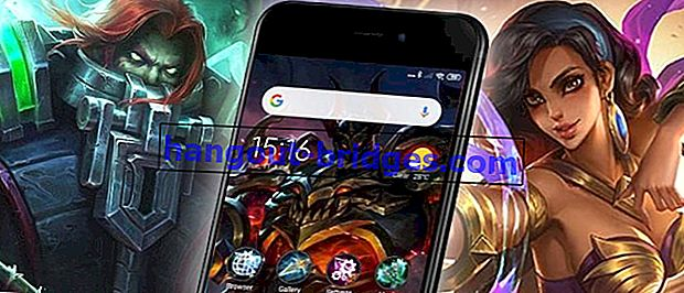 GGWP ที่มากขึ้น! นี่คือวิธีการติดตั้งธีม Mobile Legends บนโทรศัพท์ Android ทุกประเภท