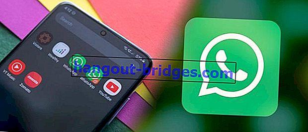4 Cara Menggunakan 1 HP 2 WA Serentak, Jangan Cuba Beli Telefon bimbit Baru!
