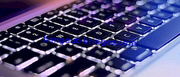 3 Cara Mematikan Papan Kekunci Laptop dengan Kesalahan, Sangat Mudah!
