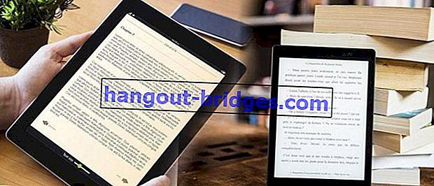 Cara Mudah Membuat Ebook di Telefon bimbit dan PC, Hanya Modal Internet!
