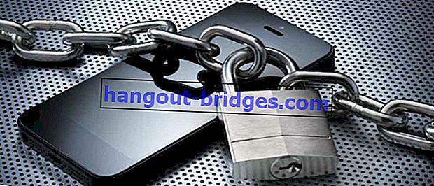 7 kaedah termudah dan paling selamat untuk membuka kunci telefon bimbit terkunci (2020)