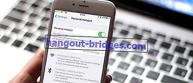 3 Cara Mengaktifkan Hotspot di iPhone, Dijamin Kejayaan!