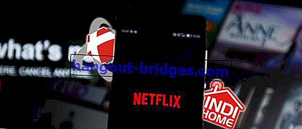 Cara Mudah Menonton Netflix di Telkomsel & IndiHome Tanpa Masalah