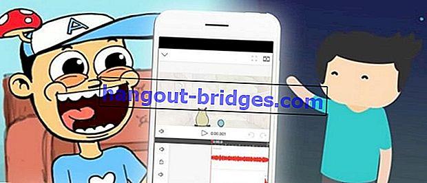 Cara membuat animasi bergerak keren pada telefon Android, 2D atau 3D!