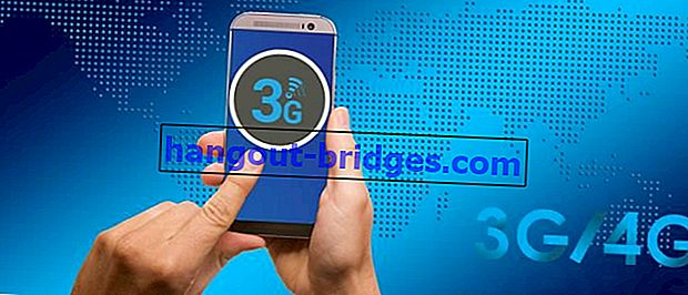 5 Cara Mempercepat Sambungan 3G secepat Rangkaian 4G LTE