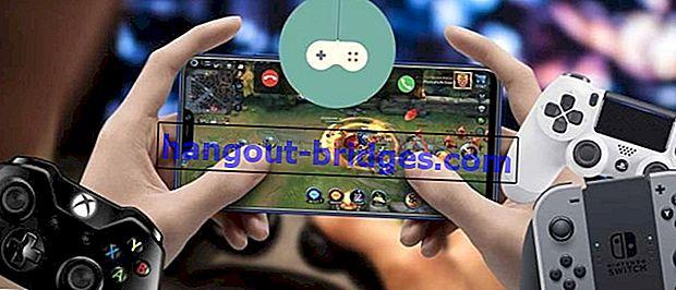 5 Cara Menggunakan Gamepad di Android, Boleh Menggunakan Tongkat PS4!