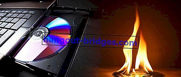 Kaedah termudah untuk membakar CD / DVD tanpa perisian