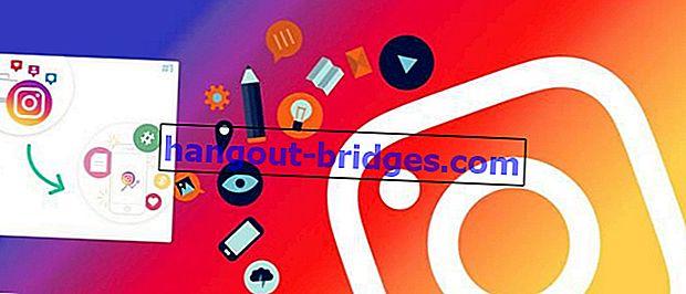 Cara Menyalin Pautan URL Instagram dengan mudah (Foto, Video, Profil)