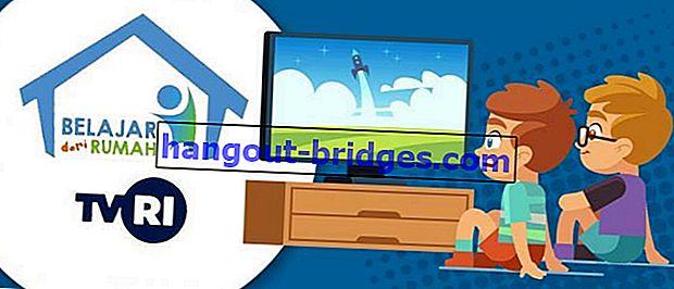 4 Cara Menonton Jadual Siaran TVRI & Pembelajaran di TVRI Rumah, Boleh di Telefon Bimbit, & Laptop!