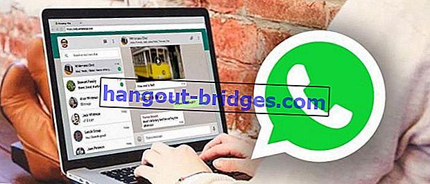 WhatsApp Web(WA Web):ラップトップでWAをダウンロードして使用する方法