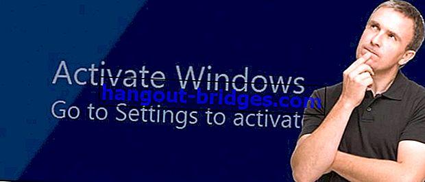 Cara Mengaktifkan Windows 10 di PC / Laptop secara Tetap | Ringkas dan Mudah!