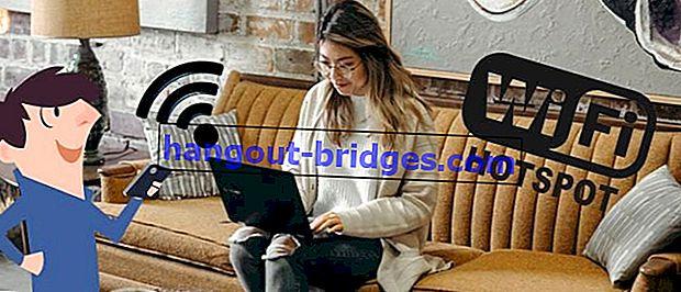 Cara Menjadikan Laptop Sebagai Hotspot Tanpa Perisian | Windows 10, 8 dan 7