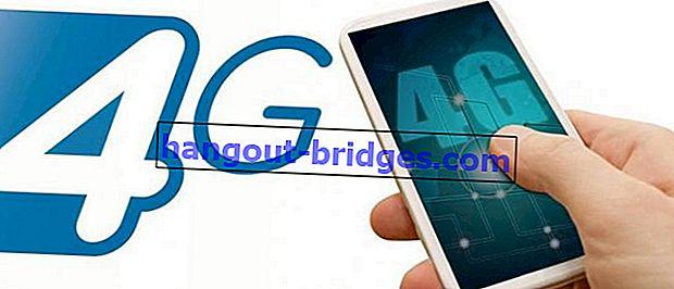 Cara Mengubah Rangkaian 3G ke 4G LTE di Telefon Android, Kemas kini Terkini!