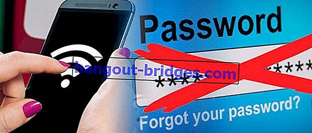 Cara memasukkan WiFi percuma tanpa kata laluan pada telefon Android, tidak ada yang rumit!