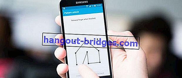 Cara Membuka Corak Telefon Bimbit Yang Lupa dengan Mudah, Pasti Berfungsi!