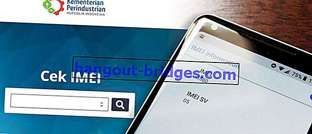 วิธีตรวจสอบ IMEI สำหรับ Samsung, Xiaomi, iPhone และอื่น ๆ ที่กระทรวงอุตสาหกรรม 2020