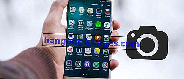 Comment faire une capture d'écran Samsung Mobile dans tous les types, avec 1x clic!