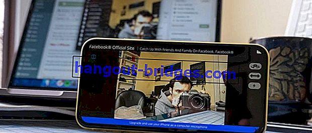 3 Cara untuk Menyambungkan Kamera HP ke Laptop, Tidak Perlu Kamera Web!