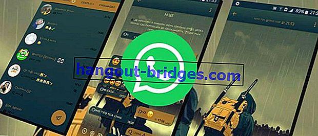 Cara Mengubah Tema WhatsApp Terkini 2020 | Tiada Permohonan!
