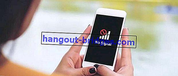 Sebab & Cara Mengatasi Isyarat yang Hilang di Android Mobile dengan Kemudahan