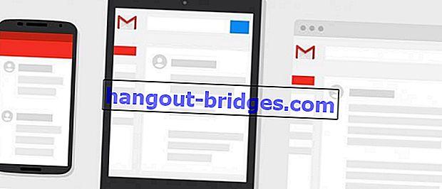 Cara Menukar Nama E-mel Gmail Dengan Mudah, Tidak Sehingga 1 Minit!