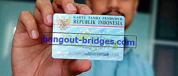 Comment vérifier l'électronique NIK KTP (E-KTP) en ligne via Internet »wiki utile Méfiez-vous des fausses cartes d'identité!