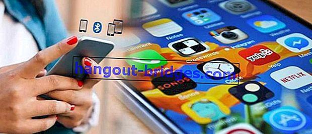 3 Cara Menghantar Aplikasi melalui Bluetooth, Boleh Tanpa Aplikasi!