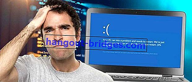 Pas de panique! Voici comment surmonter facilement l'écran bleu de Windows 10