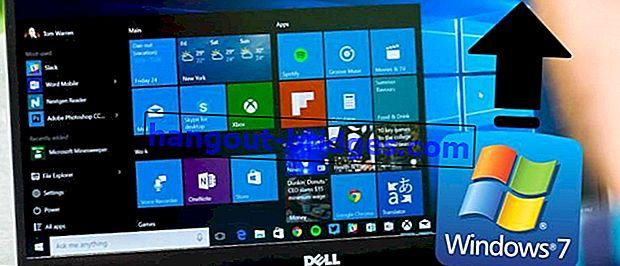 วิธีอัปเกรด Windows 7 เป็น Windows 10 อย่างเป็นทางการคุณยังสามารถอัปเกรดได้ฟรีหรือไม่