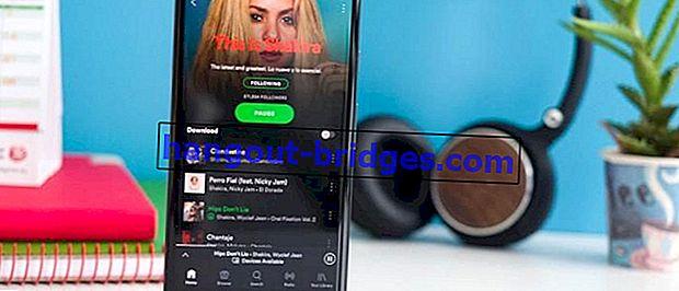 Cara Memaparkan Lirik Lagu di Spotify, 100% Berjaya!