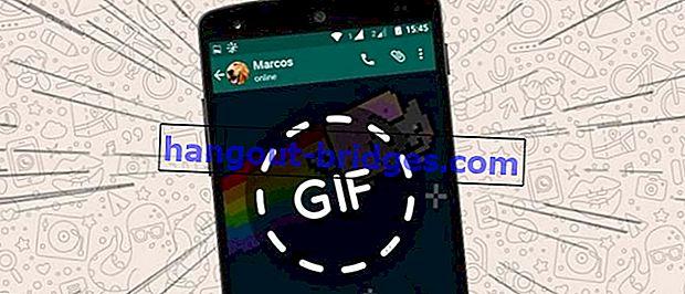 WhatsAppで独自のGIFを作成する簡単な方法、本当に簡単!