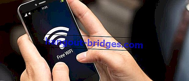 10 วิธีในการรับฟรี WiFi ทุกที่และทุกเวลาง่าย ๆ !