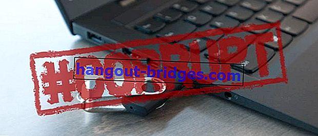 Cara Mudah Memulihkan Data yang Hilang pada FlashDisk yang rosak