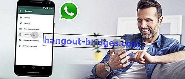 Cara Menukar Nombor WhatsApp Tanpa Mengeluarkan Sembang, Kenalan & Kumpulan