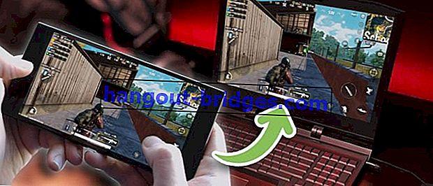 2 Cara Mencerminkan Telefon Android ke PC / Laptop melalui Kabel USB dan WiFi | Tiada akar!